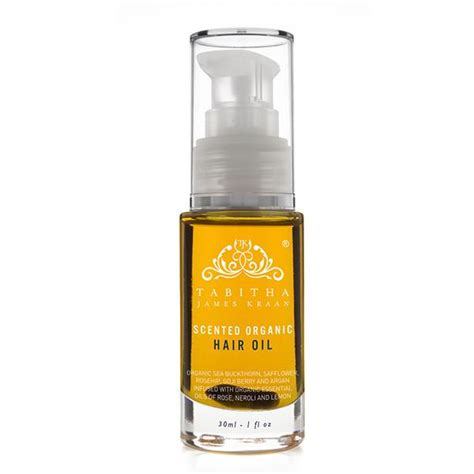 organic scented hair oil outsider fashion