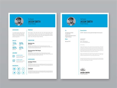 Pro Resume Template by Clean Pro Resume Template Free Resume Template
