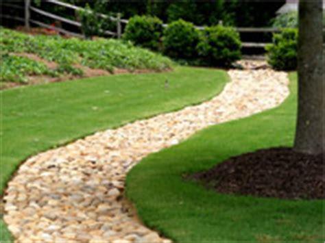 Landscape Edging To Prevent Erosion Drainage Excavation Erosion Woodstock Ga