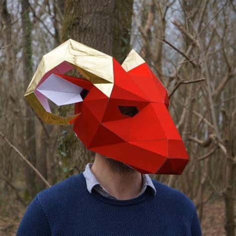 Rams Mask Capt A 1000 images about paper masks on masks