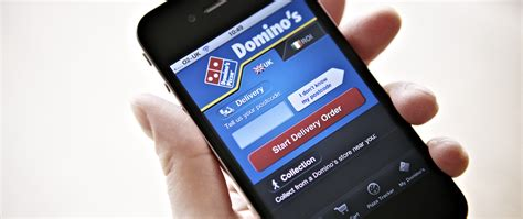 K Iphone App Product That Blew Me Away Domino S Pizza Iphone App
