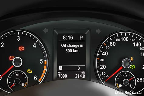 Vw Indicator Lights by Understanding The Volkswagen Monitoring System And