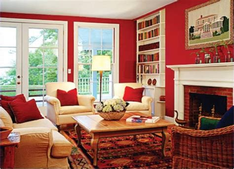 red paint colors for living room red living room paint for the home pinterest