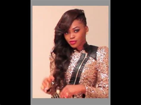 pictures of weave hairstyles to one side side cornrow with weave hairstyle youtube