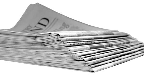 Transparent Craft Paper - newspaper picture hq png image freepngimg