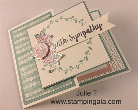sympathy card ideas to make stin gala better together meets foxy friends
