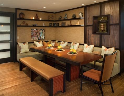 Banquette Seating Dining Room by Dining Room Banquette Seating Kitchen Ideas
