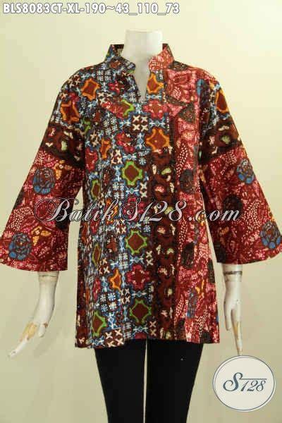 desain baju batik dewasa model baju batik kerja wanita dewasa hadir dengan desain