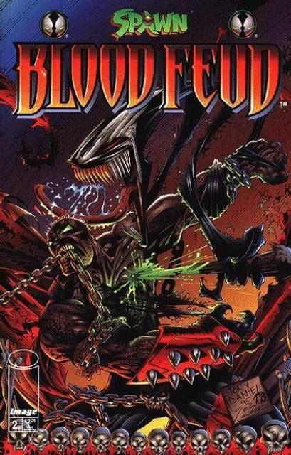 spawn blood feud volume comic vine