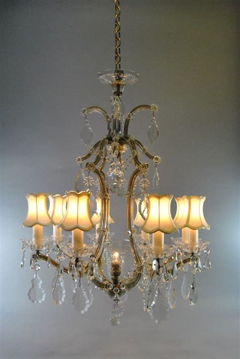 style chandeliers vintage style 8 arm chandelier leffler s