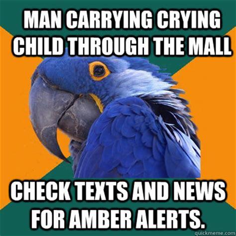 amber alerts memes
