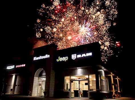 manitoulin chrysler manitoulin chrysler unveils upgrades with extravaganza