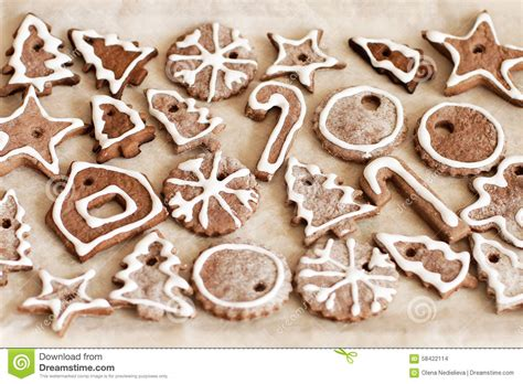 Mr Pat Glaz Cookies cookies with glaze for stock photo image 58422114
