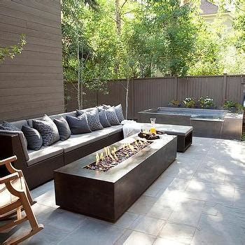 modern outdoor firepit modern pit design ideas