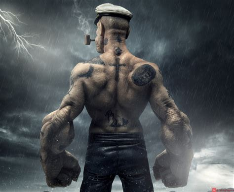 popeye movie popeye the sailor man comes out in a 3d movie