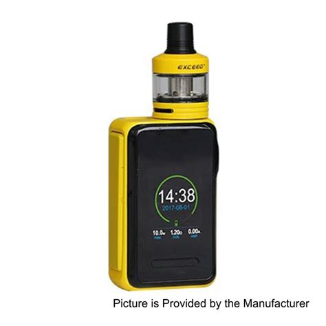 Joyetech Cuboid Lite 3000mah With Exceed D22 Vaporizer Paket Ngebul authentic joyetech cuboid lite 80w 3000mah yellow mod exceed d22 kit