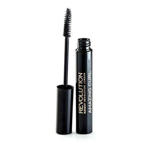 Mascara Eyeliner Lowen 2in1 Black revolution makeup amazing curl mascara black 5 5 ml 163 1 95