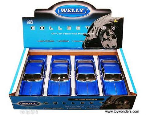 Welly Chevrolet Custom Decal 1965 chevy impala ss396 top by welly 1 24 scale