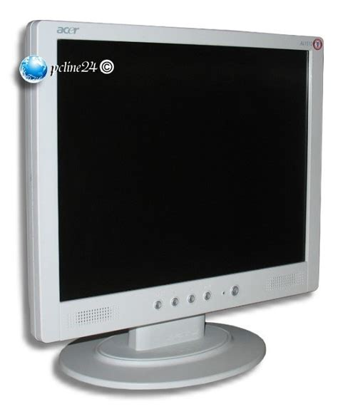 Monitor Acer 15 Inc 15 quot lcd tft acer al1512 monitor stereo lautsprecher tft lcd display 15 quot 10007927
