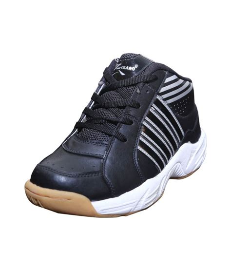 badminton sports shoes zigaro black badminton sport shoes buy zigaro black