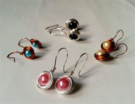 how to do earrings from diy bead earrings