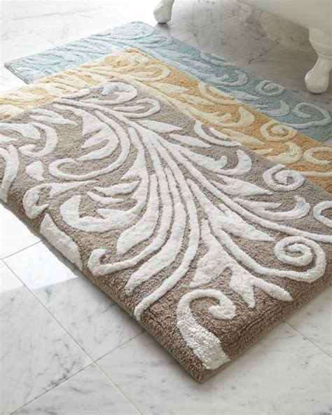 bathroom rug sets sale quot bedminster scroll quot bath rug bath room sets retired