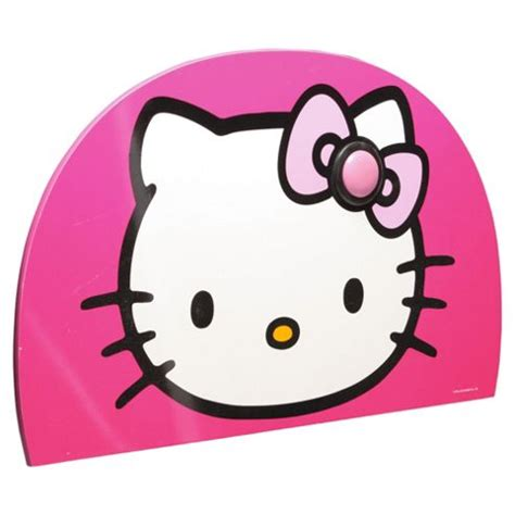 hello kitty headboard buy hello kitty light up headboard from our headboards