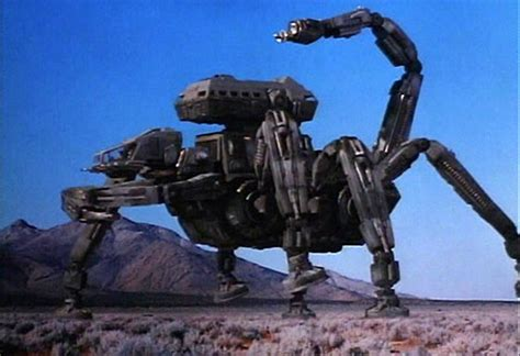 robot film from the 90s nerdly 187 robot wars dvd review