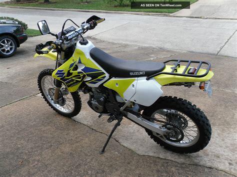 Suzuki 400 Dual Sport 2000 Suzuki Drz 400 Dual Sport Bike