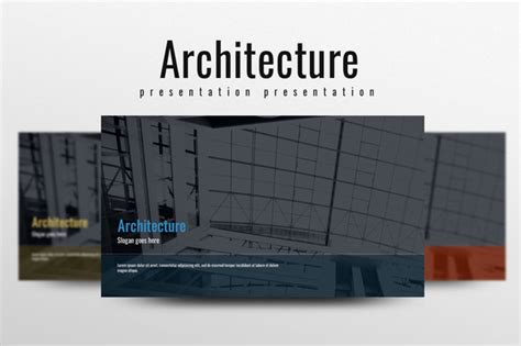 13 Architecture Presentations That Will Win You Over Architecture Powerpoint Templates