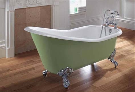 roll in bathtub ritz slipper bath