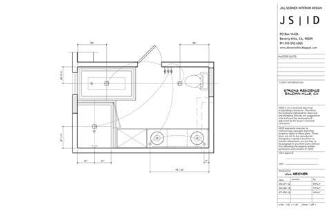 bathroom lighting plan baldwin hills ca residence master bathroom remodel
