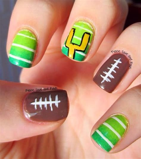 nail r are you r nails ready for some football musely