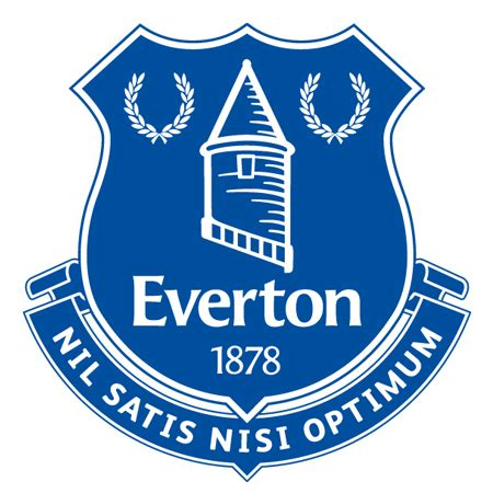 history of the crest everton football club