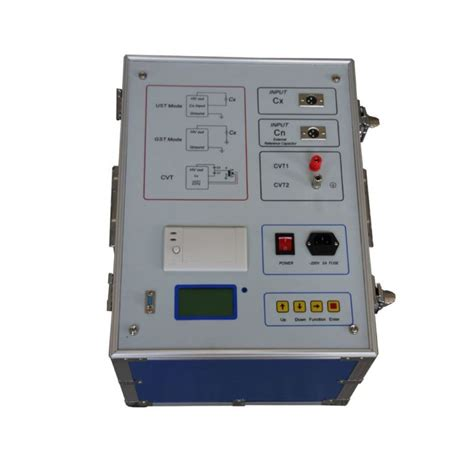 check transformer capacitor tester transformer capacitance delta tester made in china transformer capacitance delta