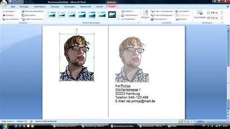 Bewerbung Erstellen Word 2007 Eine Bewerbung Mit Microsoft Word 2007 Erstellen 2 Chance Saarland E V
