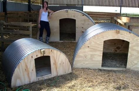 pig housing designs pig arks the accidental smallholder farm living