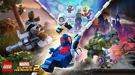 lego 174 marvel super heroes 2 black panther dlc trailer lego marvel super heroes 2 announced spider gwen black