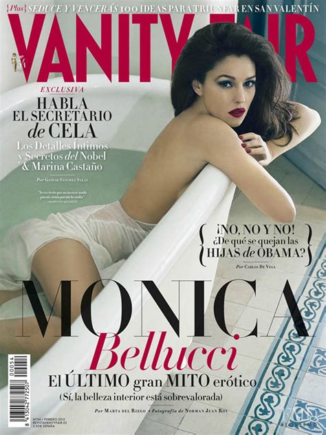 Vanity Fair February cover of vanity fair spain with february 2013 id 17402 magazines the fmd