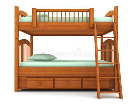 bunk bed photos bunk bed isolated on white background royalty free stock