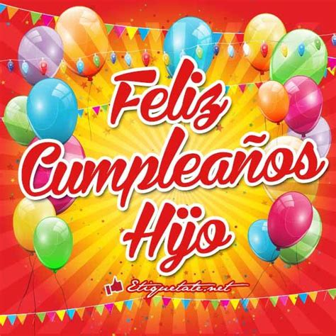 Imagenes De Happy Birthday Para Hijo | 1000 images about tarjetas on pinterest frases mike d