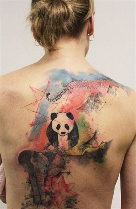 panda tattoo ink 17 best images about ink on pinterest david hale tattoo