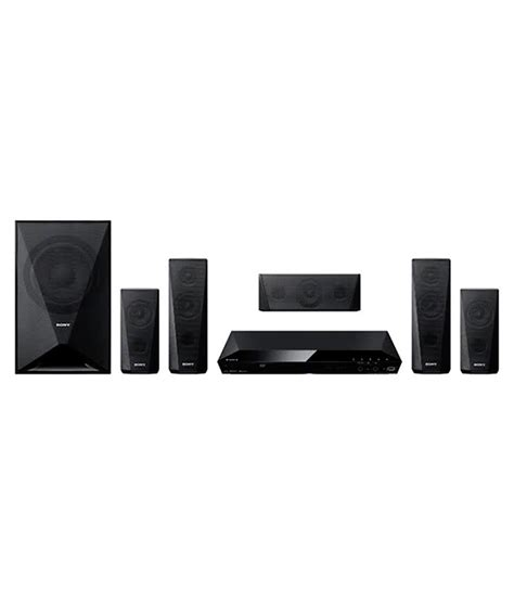 buy sony dz 350 5 1 dvd home theatre system at best