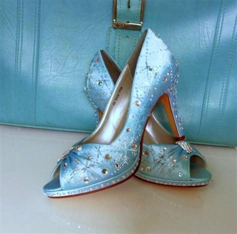 Wedding Shoes With Blue Soles by Blue Wedding Shoes Blue Sparkle Shoes Custom Silver