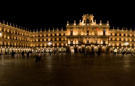 wallpaper desktop español обои город испания spain salamanca city espa 241 a