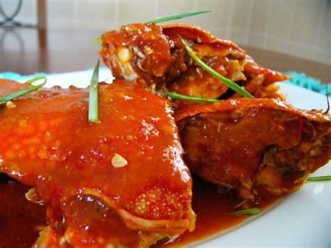 resep kepiting saus padang resep masakan