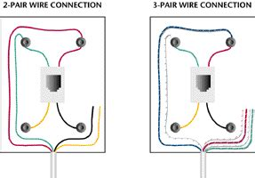 4 line phone wiring color code 4 free engine image for