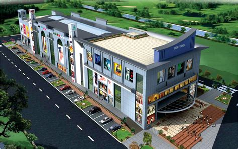 Home And Design Logo by Span Structures Shopping Complex Uday Mall At Gomti