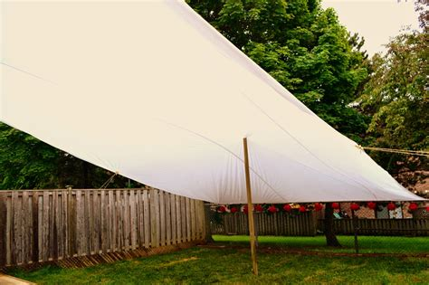 tarp awning diy diy wedding tent wedding ideas