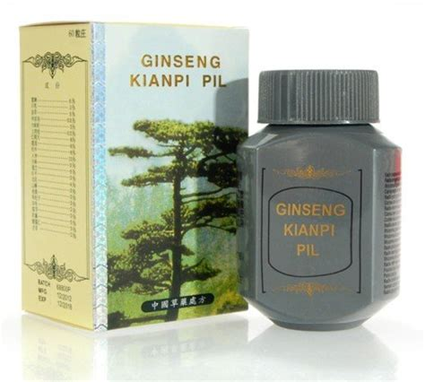 Pil Ginseng ginseng kianpi pil ginseng capsule sleeping pills for sale